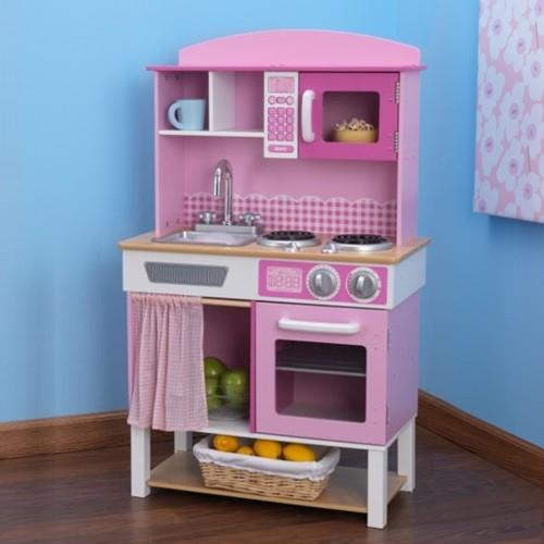 Little Tikes Prep N Serve Kitchen Pink Uk
