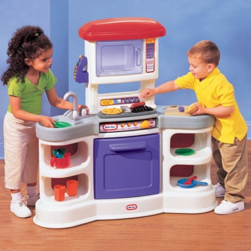 Little Tikes Double Up Kitchen And Laundry Centre Reviews